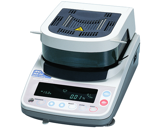Moisture Analysers with SRA Technology