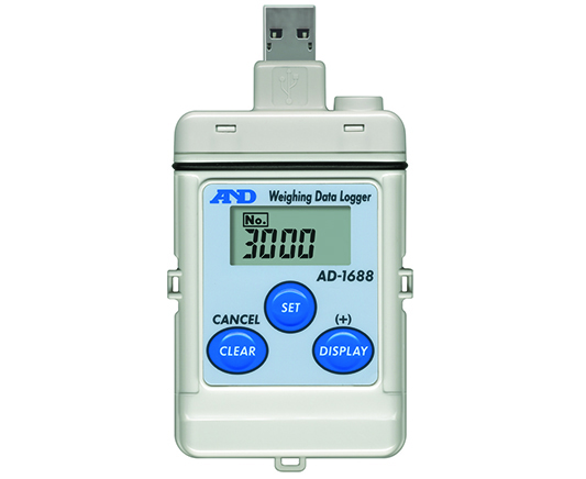 AD-1688 Portable Weighing Data Logger