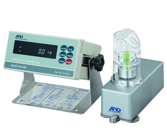 Pipette Accuracy Testers from A&D