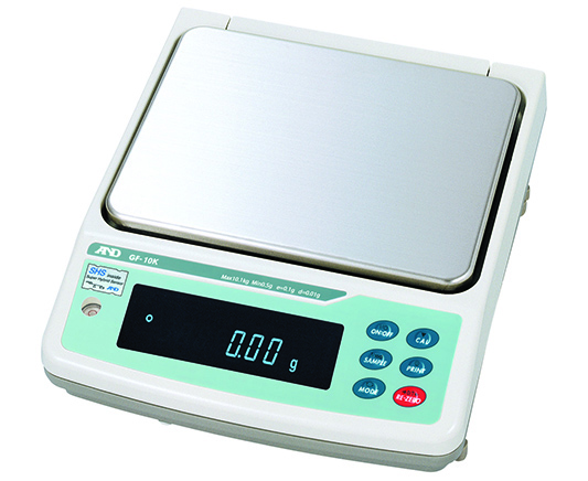 GF-K Series Top Pan Balances Warrior Class