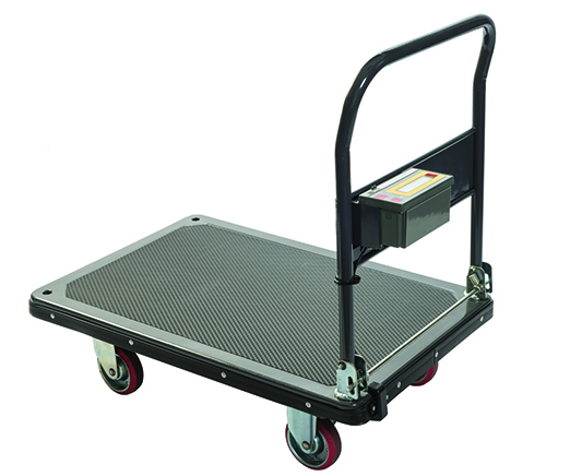 SD-200 Fully Portable Trolley Scale