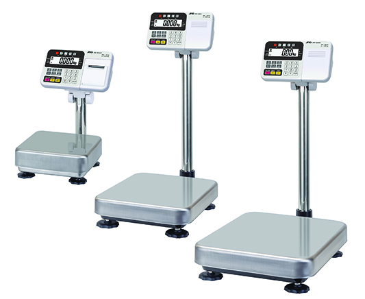 HV-C/CP and HW-C/CP Multi-Functional Platform Scales