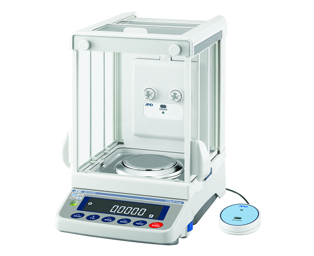 APOLLO | GX-224AE Analytical Balance with Ioniser