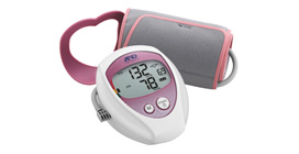 UA-782 Pink Blood Pressure Monitor