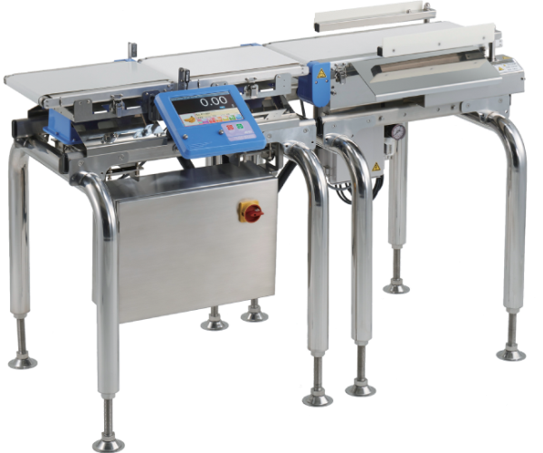 a&d checkweigher