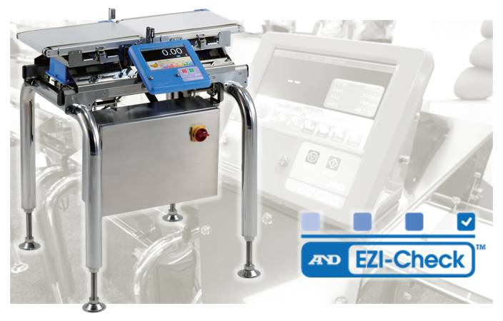 EZI-Check Intelligent Checkweigher