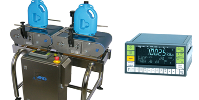 A&D Dolphin 4404 HC Series Checkweigher