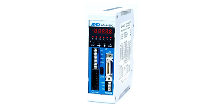 AD-4430C Ultra Compact DIN-Rail Weighing Module