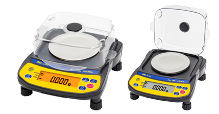 EJ 1mg Series Compact Balances