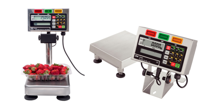 FS-i Series Wet Area Checkweighing Scales Class