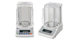 HR-AZ/HR-A Compact Analytical Balances