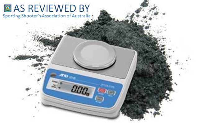 Weigh Out Your Powder With Precision