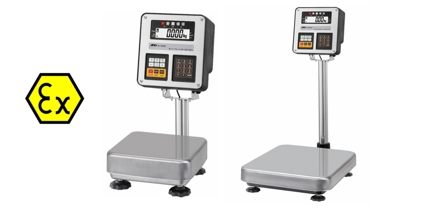 NEW! HV-CEP Series Intrinsically Safe IECEx Scale